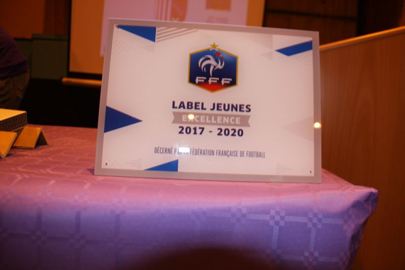 Label Jeunes Excellence Reventin